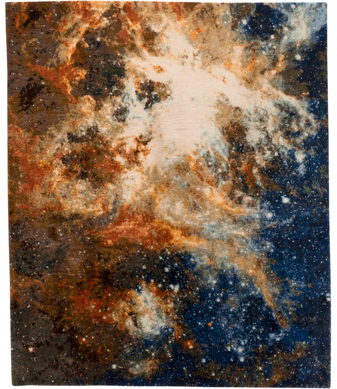 Designer Teppich Jan Kath Space 3