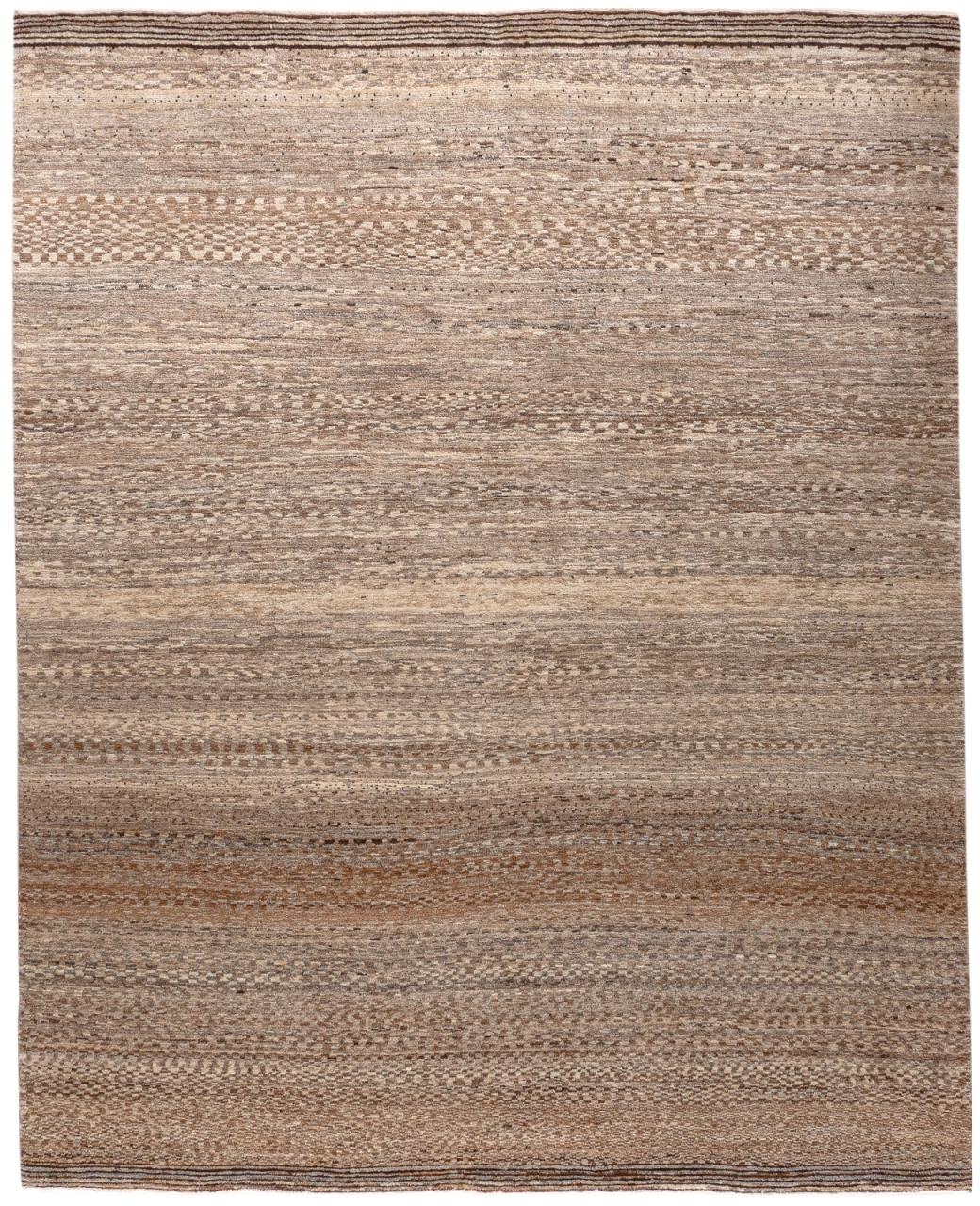 Iran Gabbeh Teppich-Unikat Nature Sand
