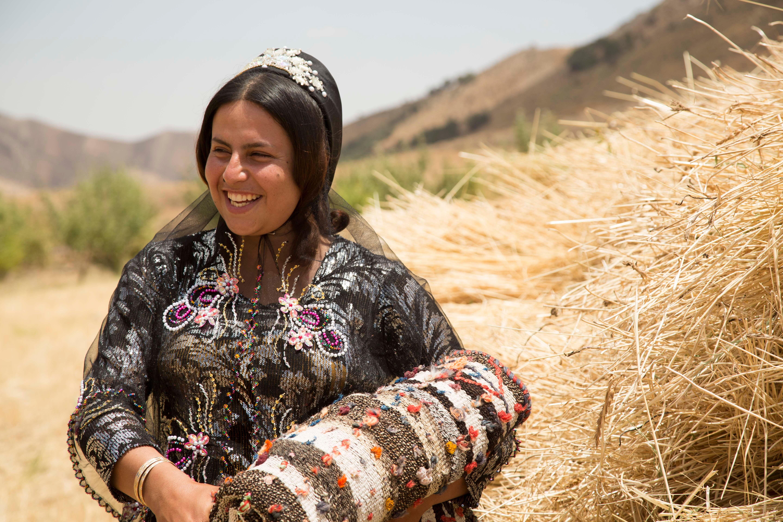 nomadenknuepferin-iran