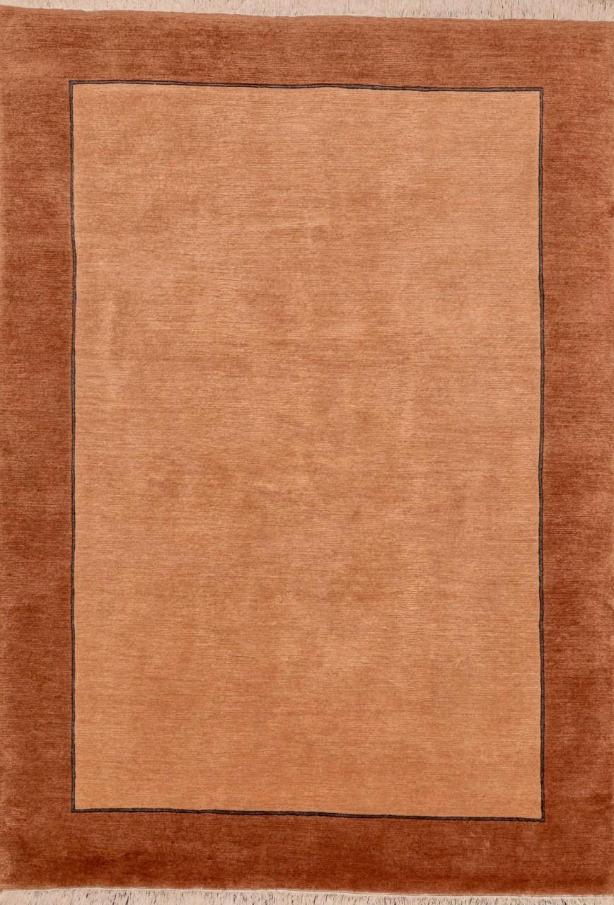 Nepal Teppich Camel