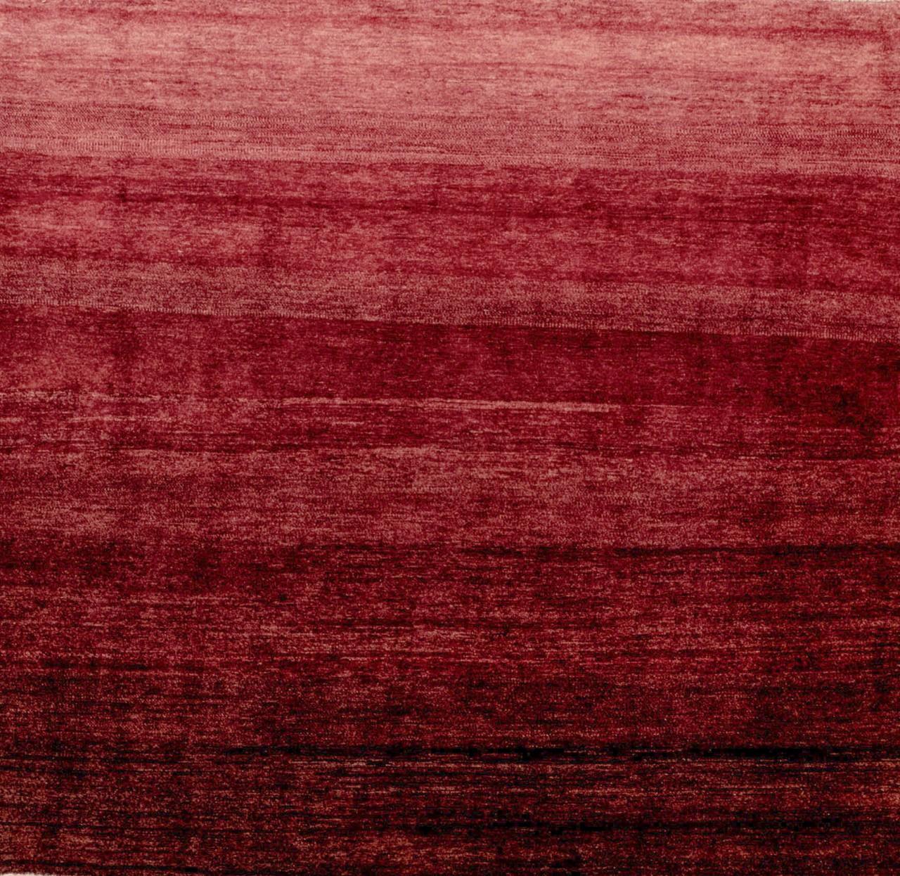 Gabbeh-Teppich Redflow