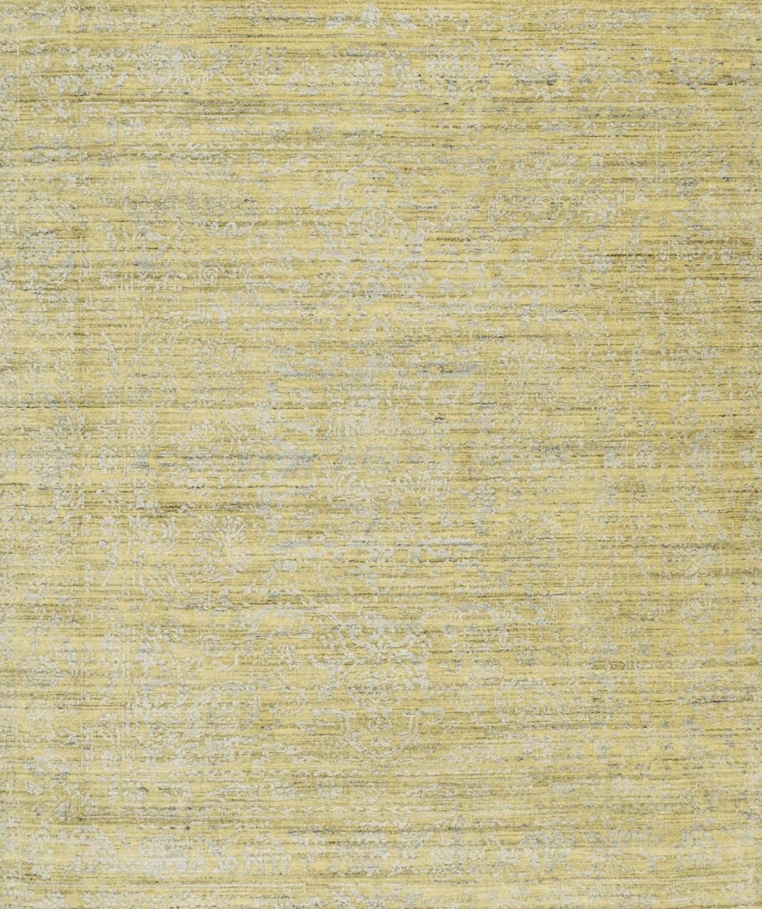 Design-Teppich Olivegarden