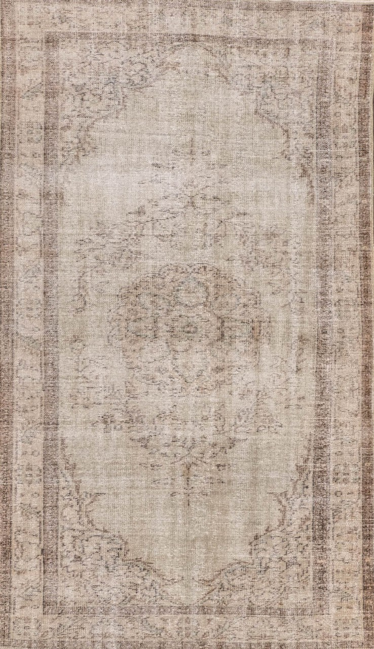 Vintage-Teppich Antique Anthrazit