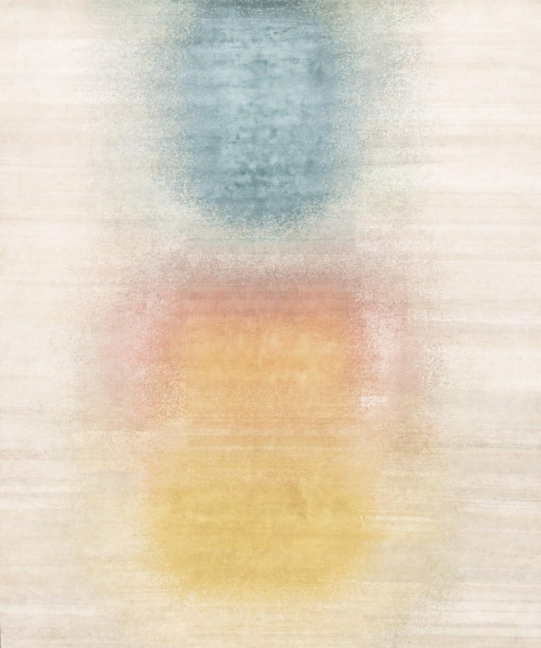 Design Teppich Rainbow