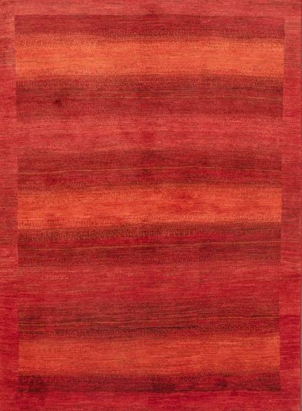 Iran Gabbeh Teppich-Unikat Red Sea