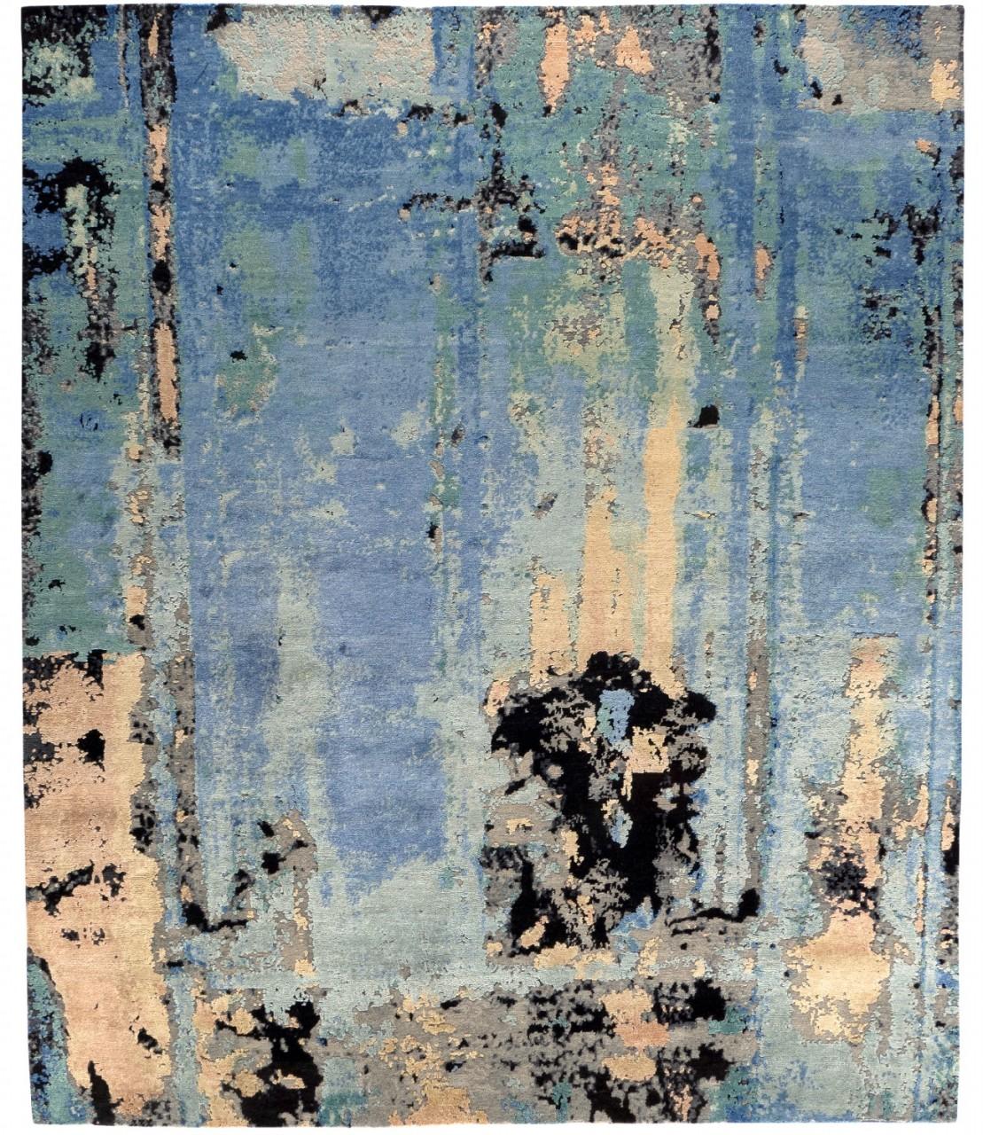 Design-Teppich Cenote