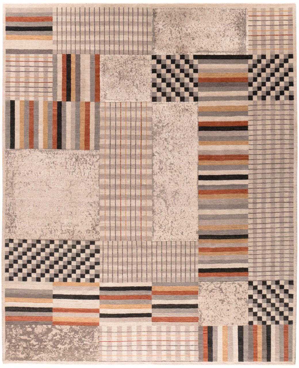Design-Teppich Bauhaus