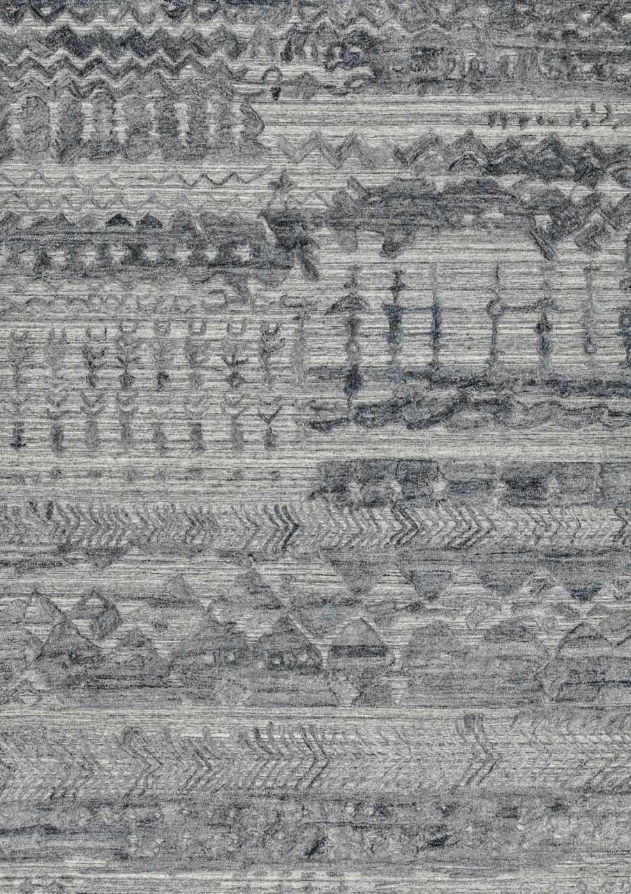 Design-Teppich Fossil
