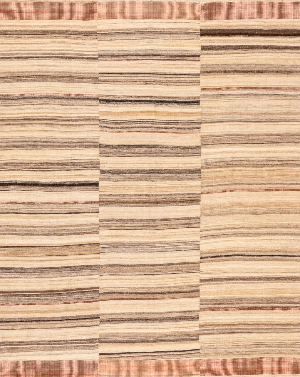 Kelim-Teppich Naturelines