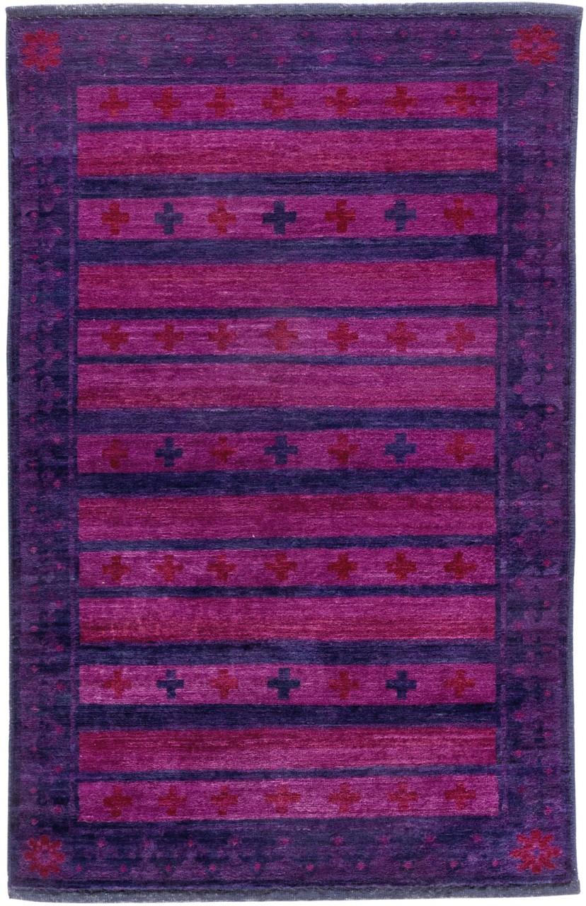 Gabbeh-Teppich Purplefever
