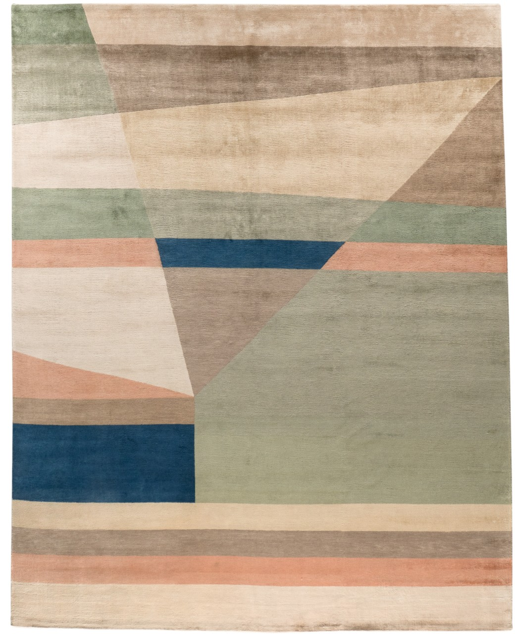 Design-Teppich Abstract