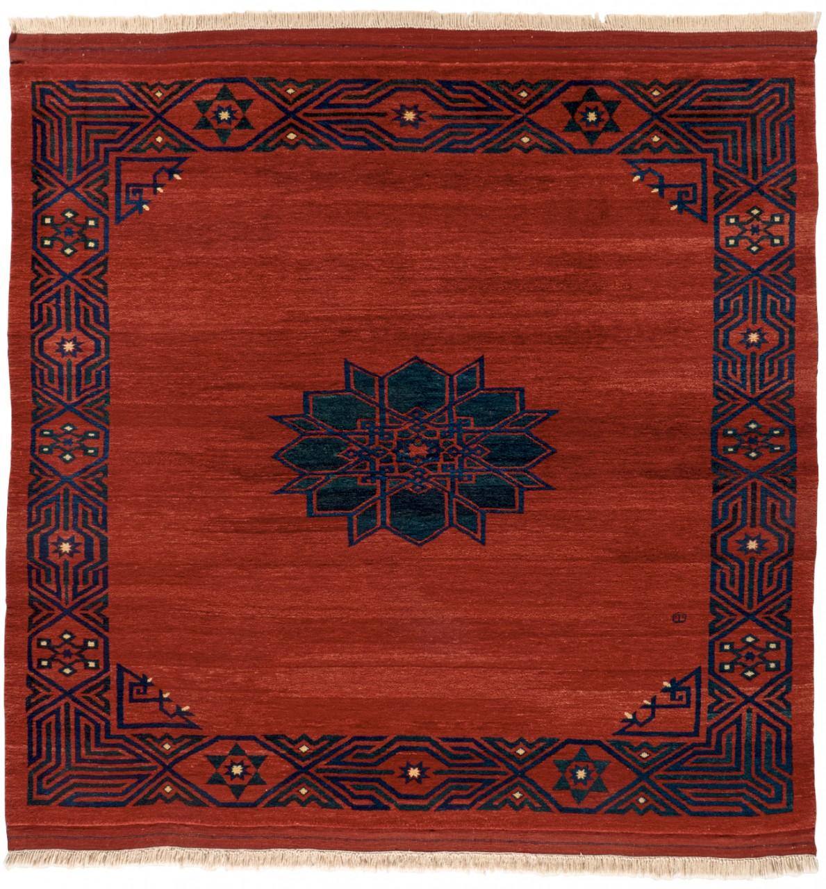 Design-Teppich Bergama