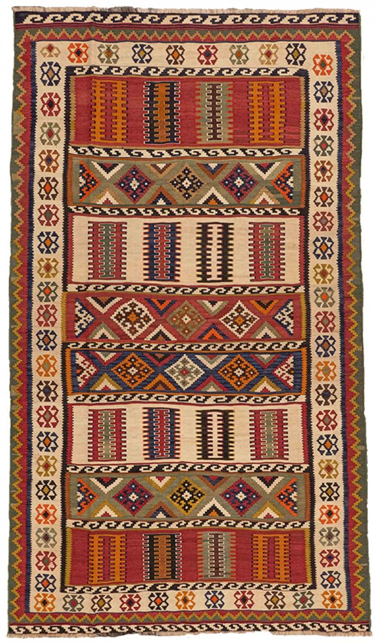 Kelim-Teppich Balu