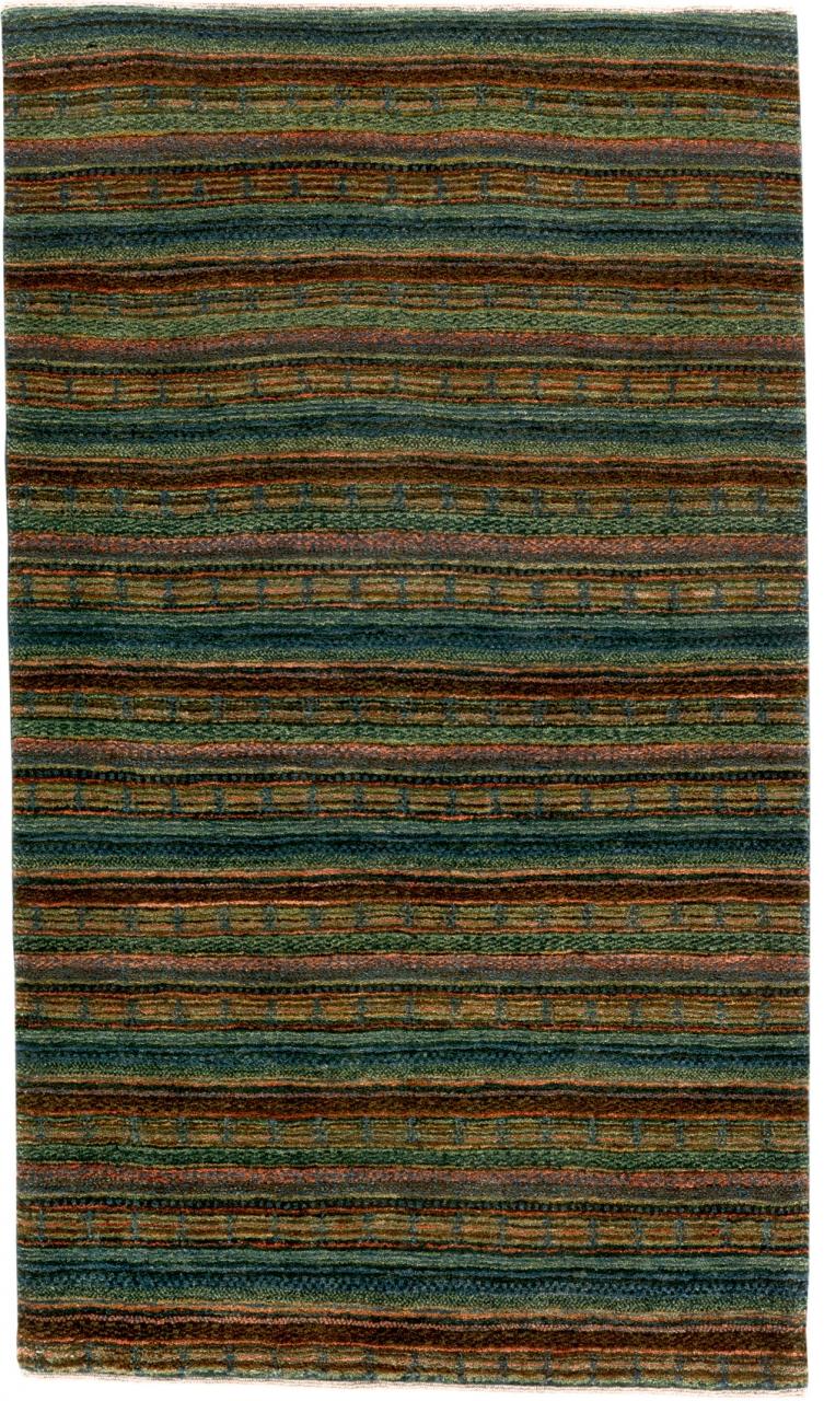 Iran Gabbeh Teppich-Unikat Zeltdesign