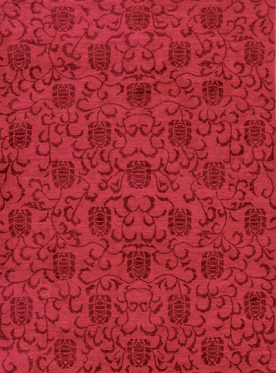 Design-Teppich Pinklove