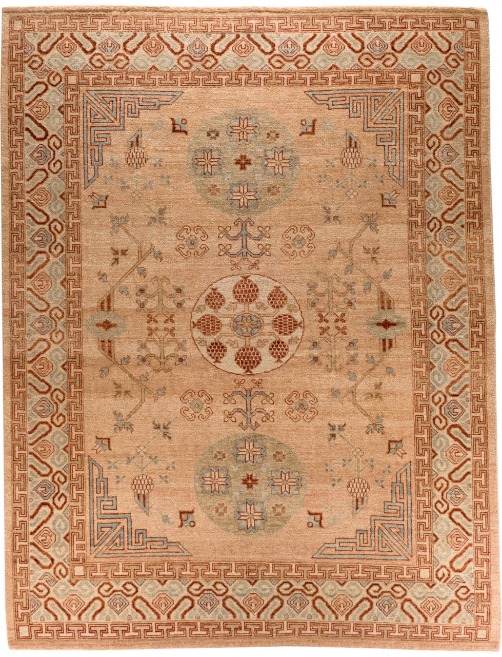 Teppich Templegarden