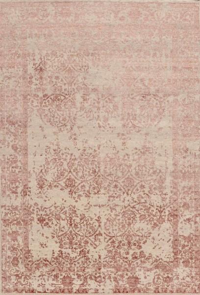 Design-Teppich Rosegold