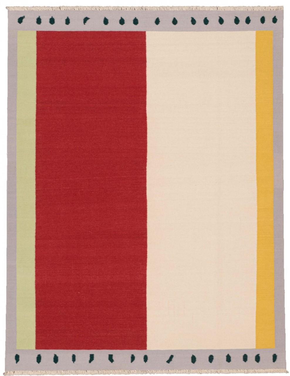 Kelim-Teppich Flag