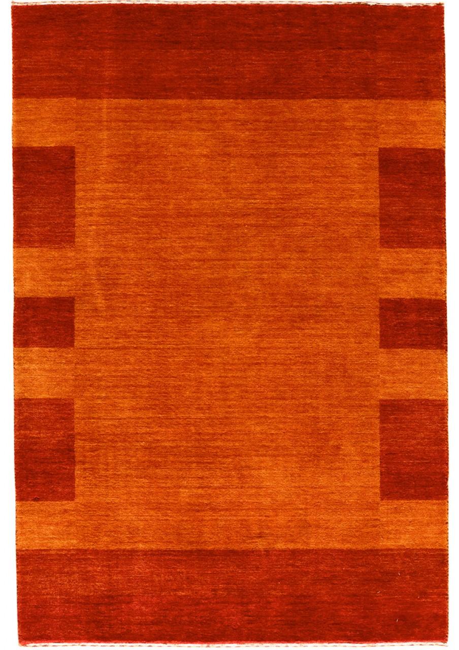 Gabbeh-Teppich Modern Red