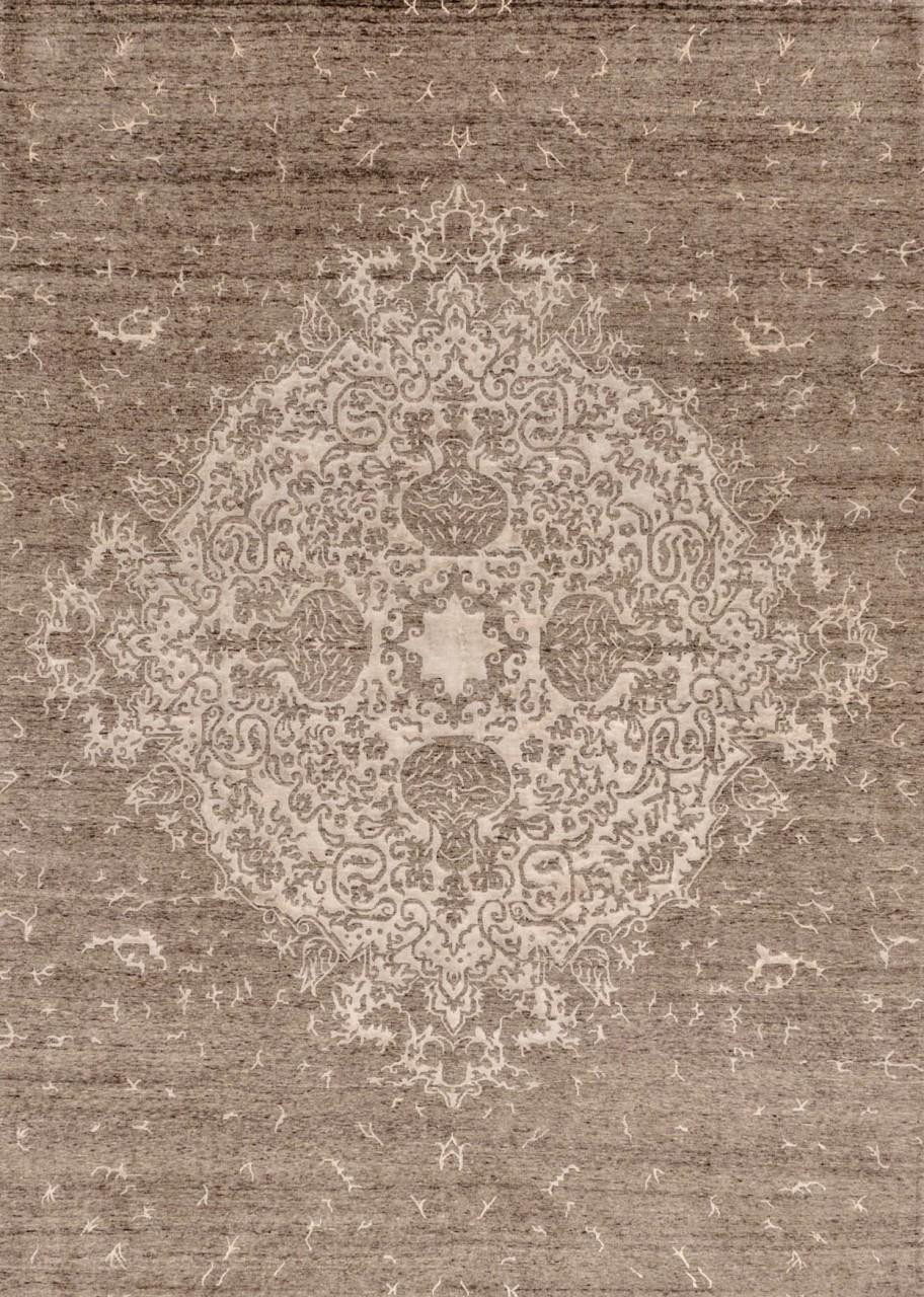 Design-Teppich Leitstern