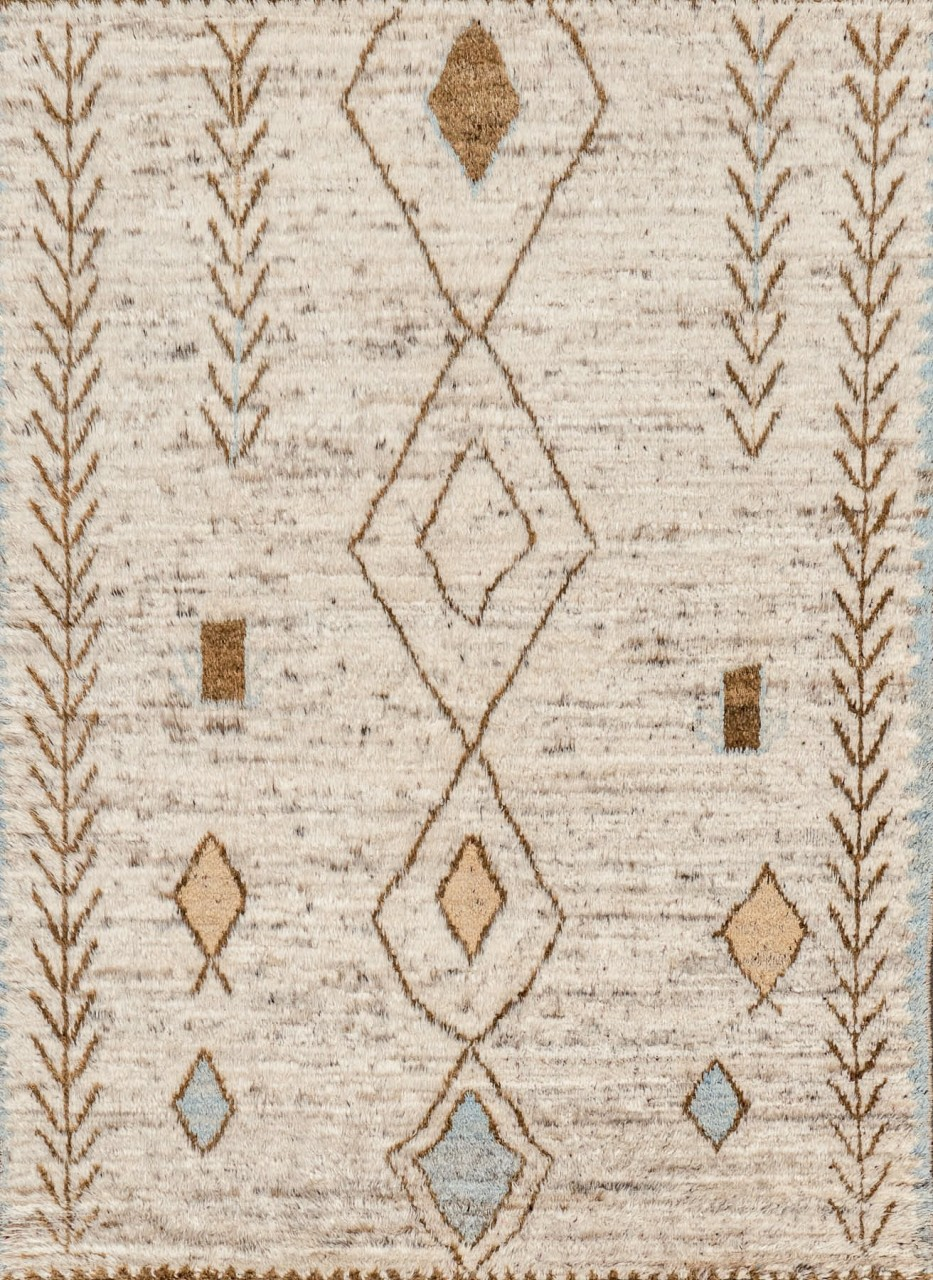 Berber Teppich Marrakesh Boho