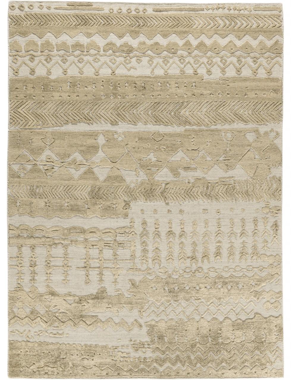 Design-Teppich Fossillife