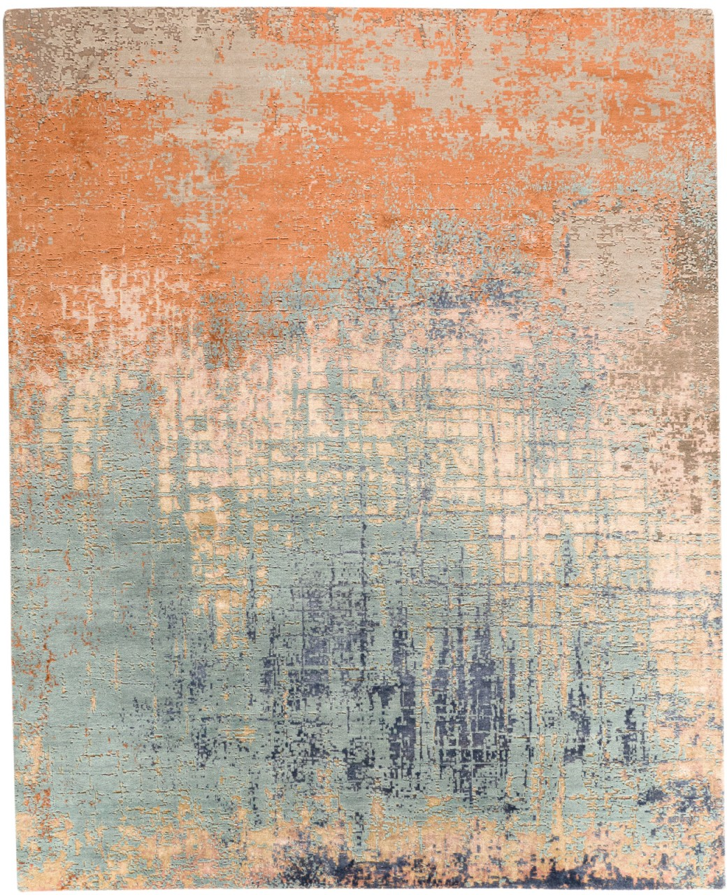 Design-Teppich Modern Art