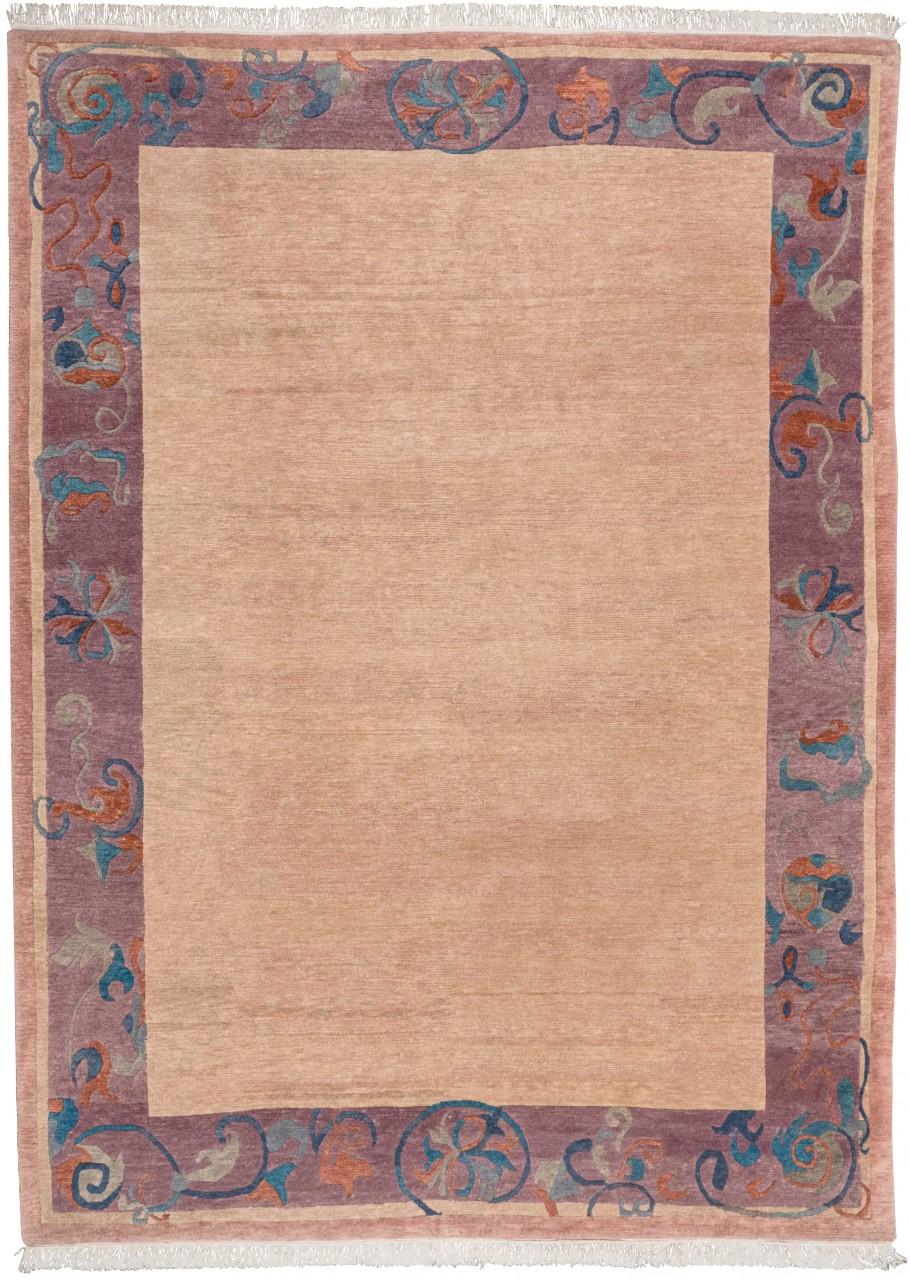 Nepal-Teppich Lavender