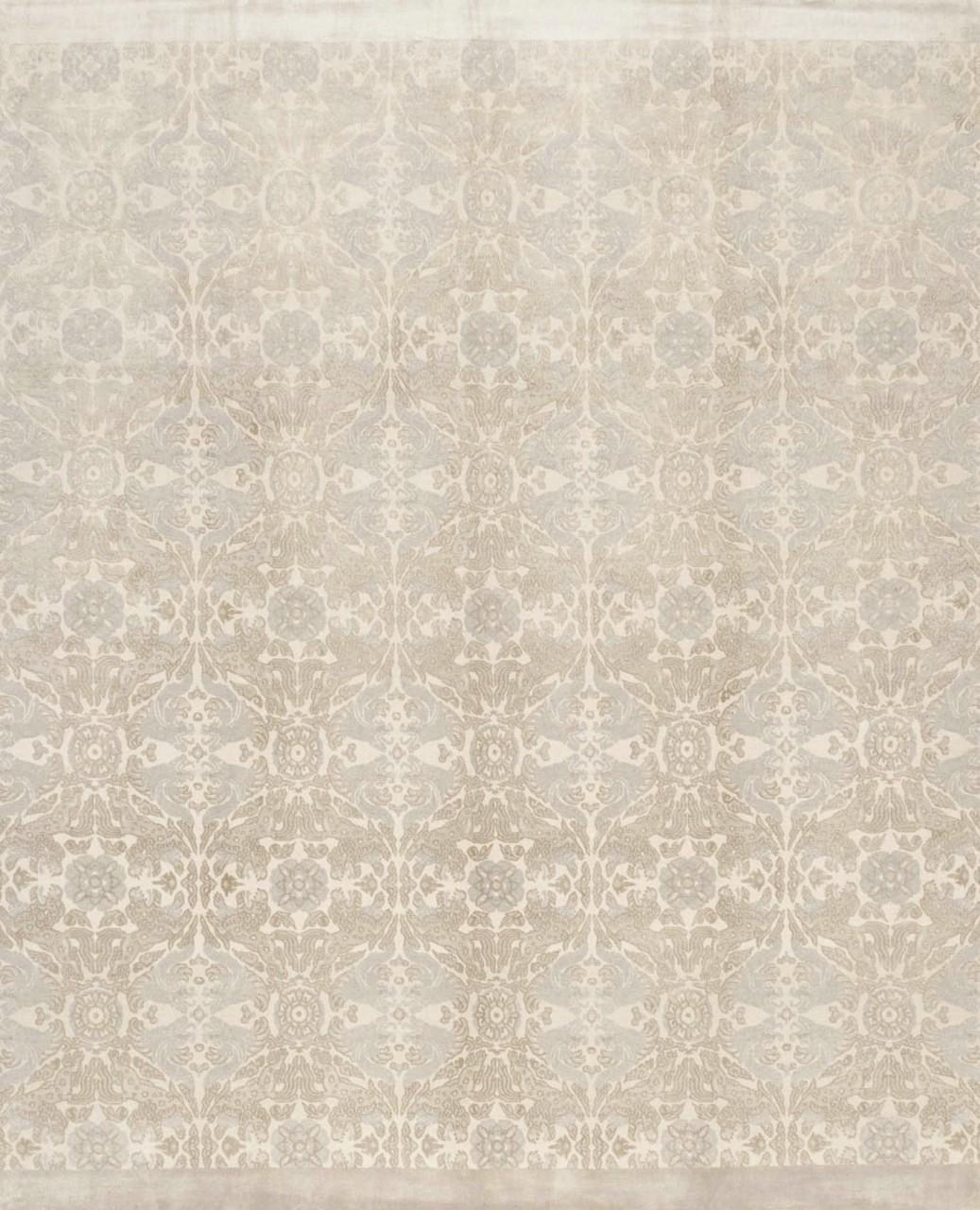 Designer Teppich Mosaik