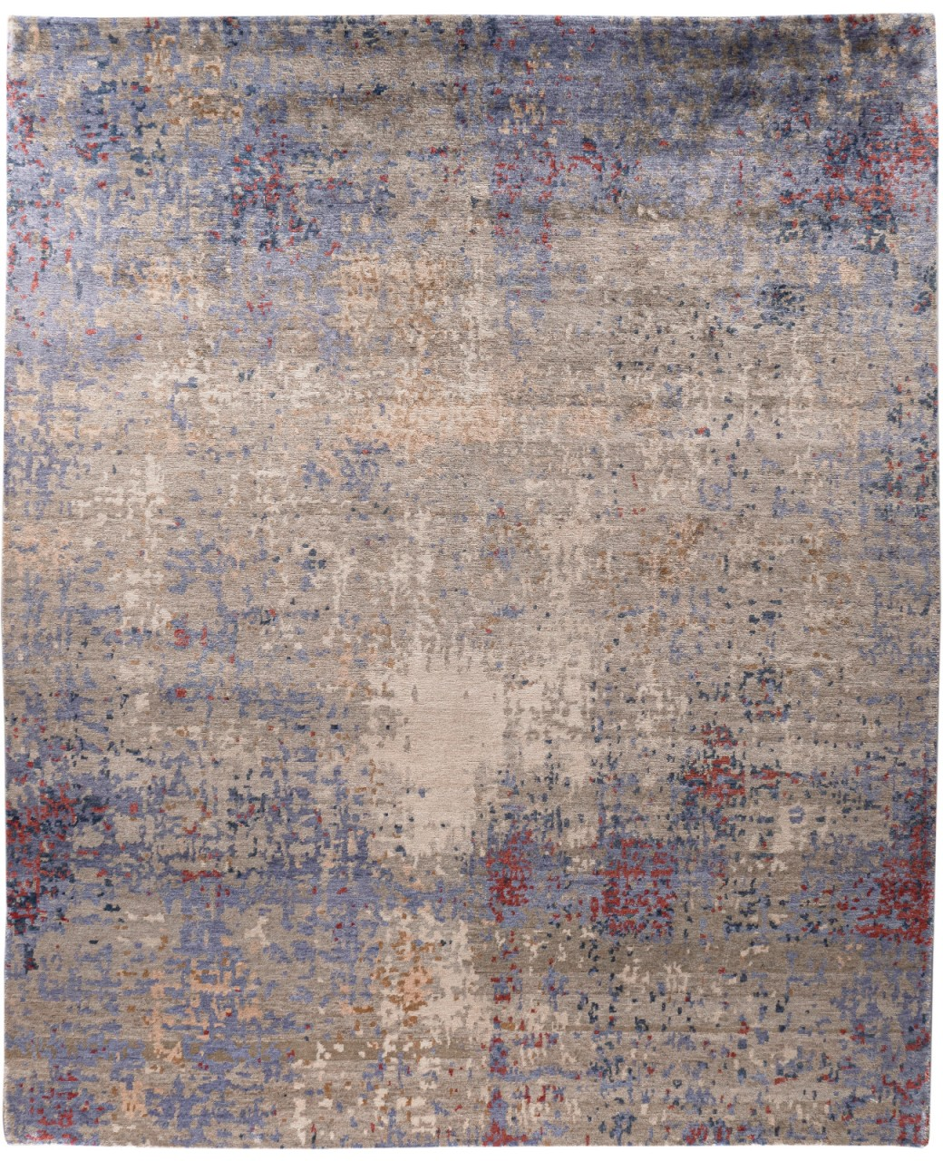 Design-Teppich Vintagewall