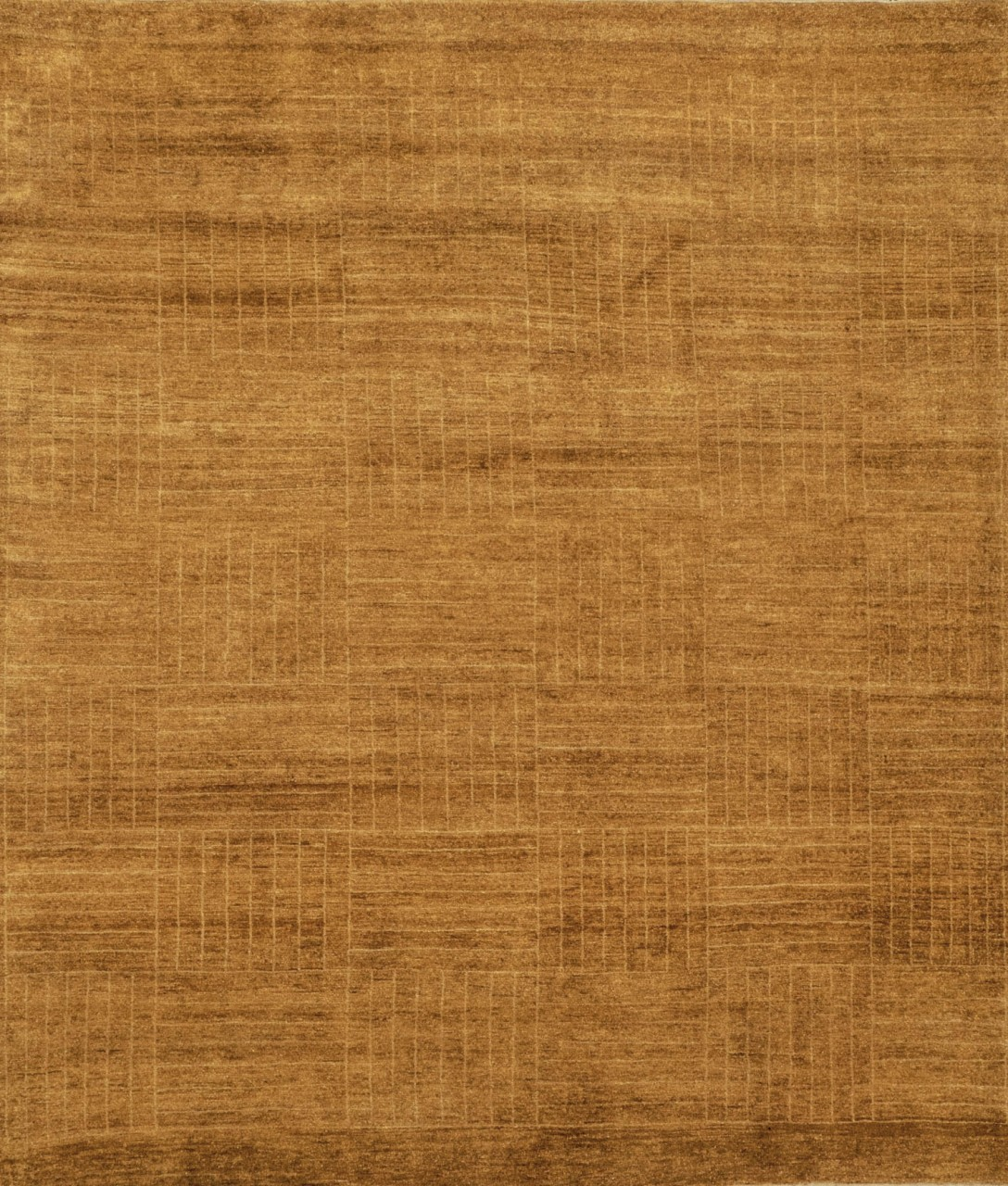 Gabbeh-Teppich Goldrush