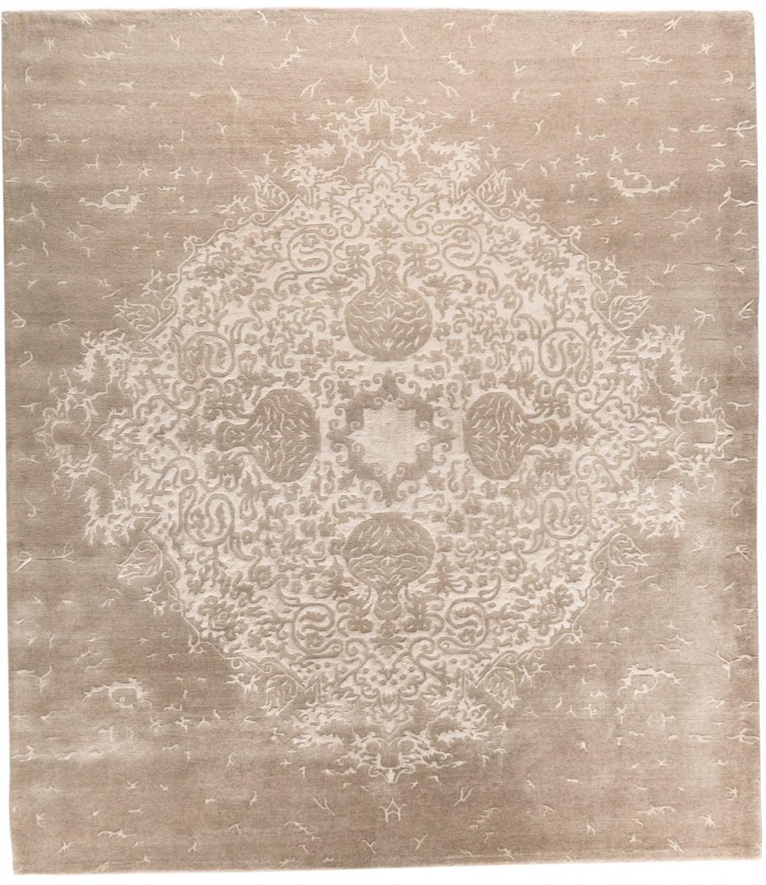 Design-Teppich Silkornament