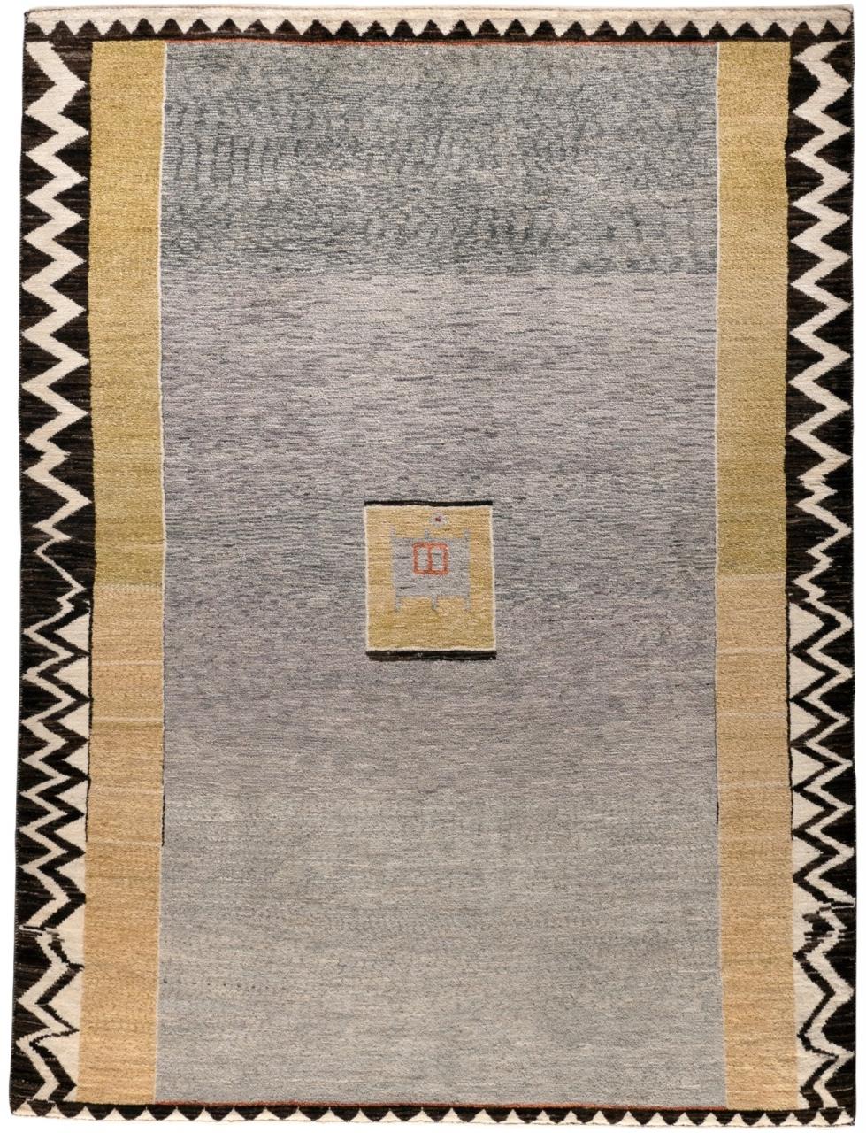 Iran Gabbeh Teppich-Unikat Zeltstelle