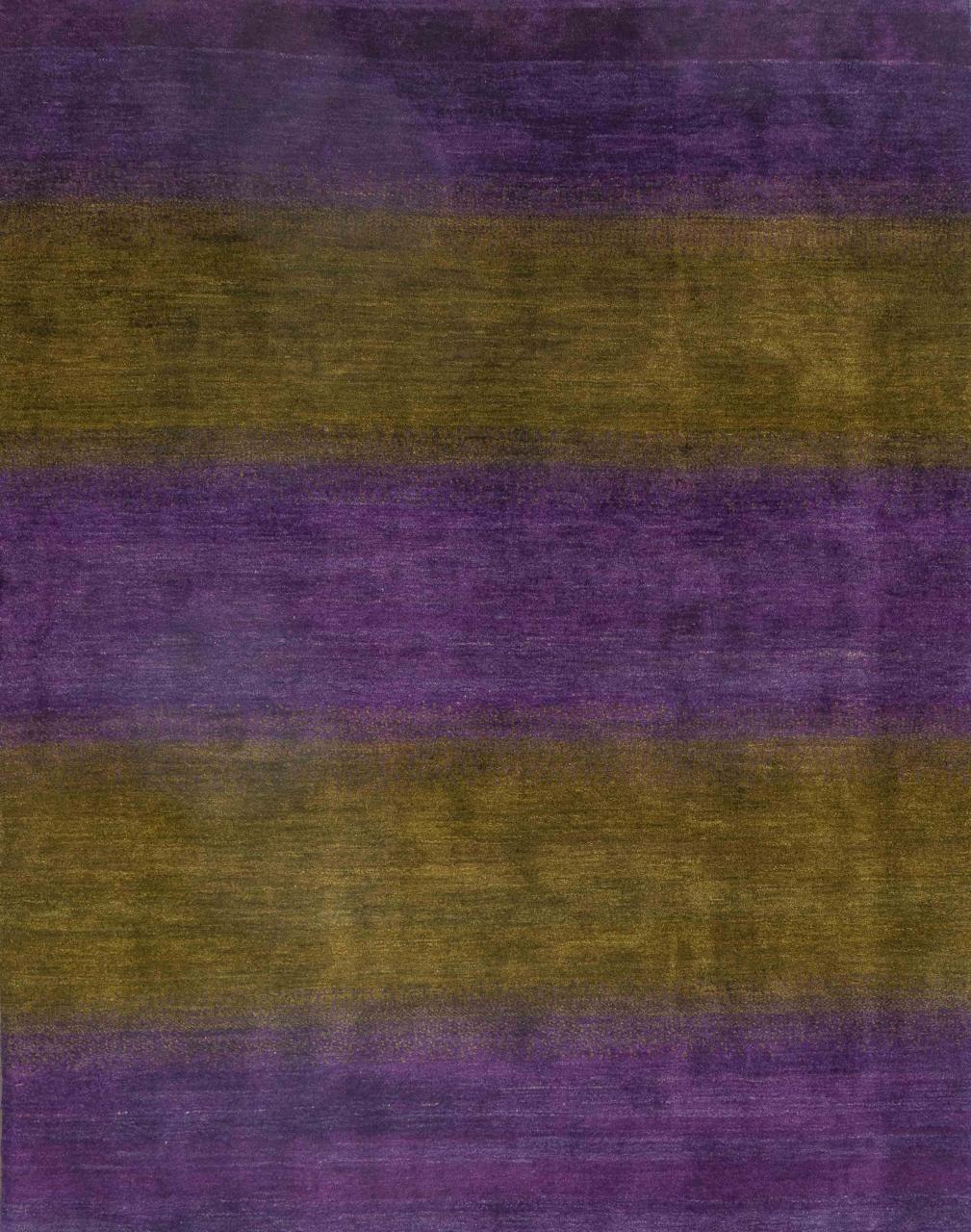 Iran Gabbeh Teppich-Unikat Lavendel
