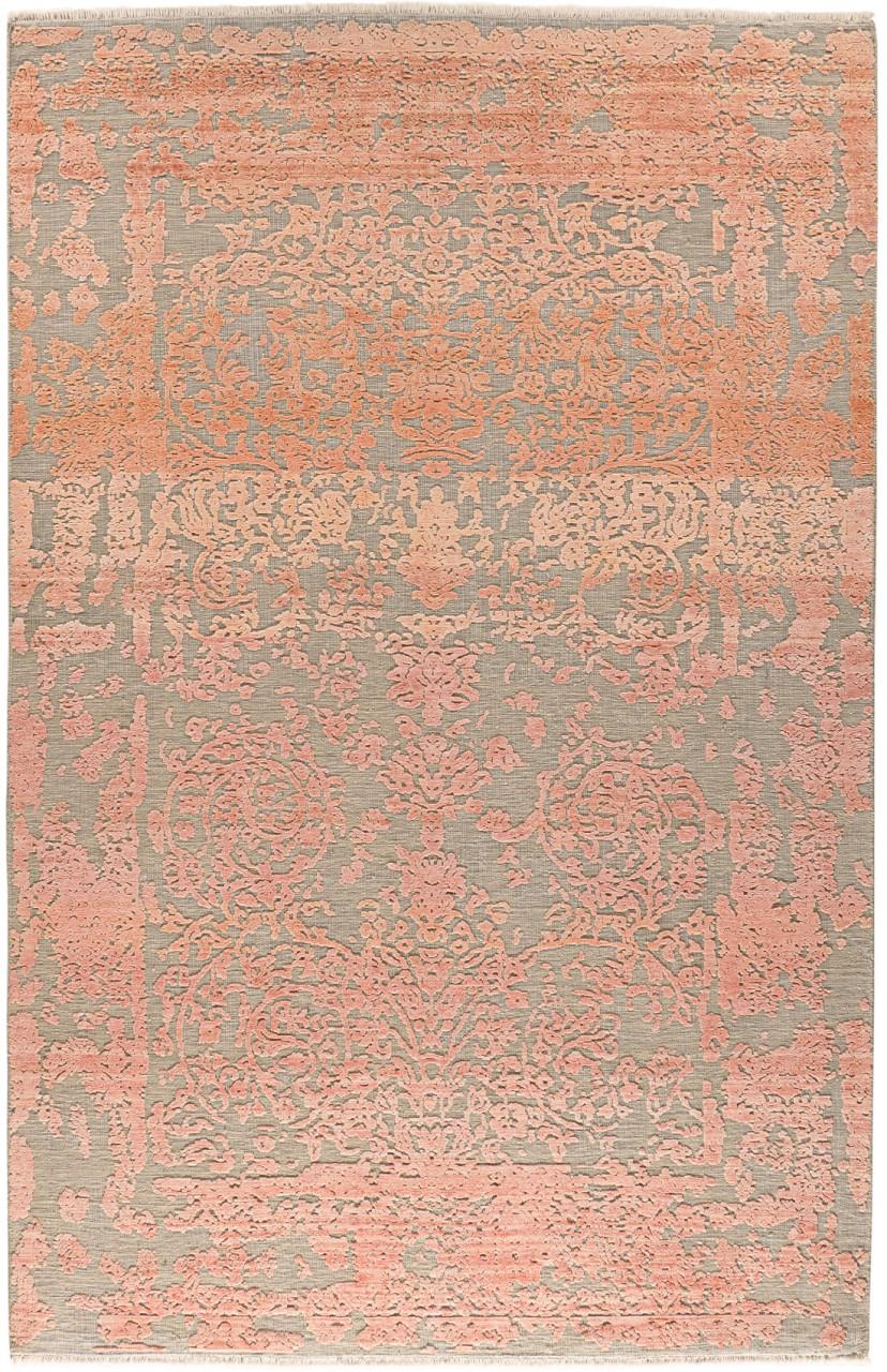 Design-Teppich Pink City