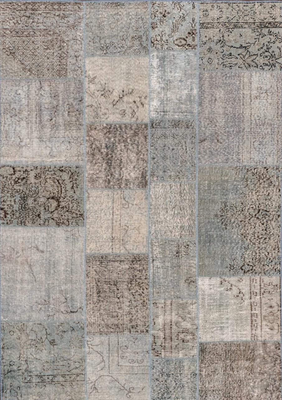 Vintage-Teppich Patchwork Sherly