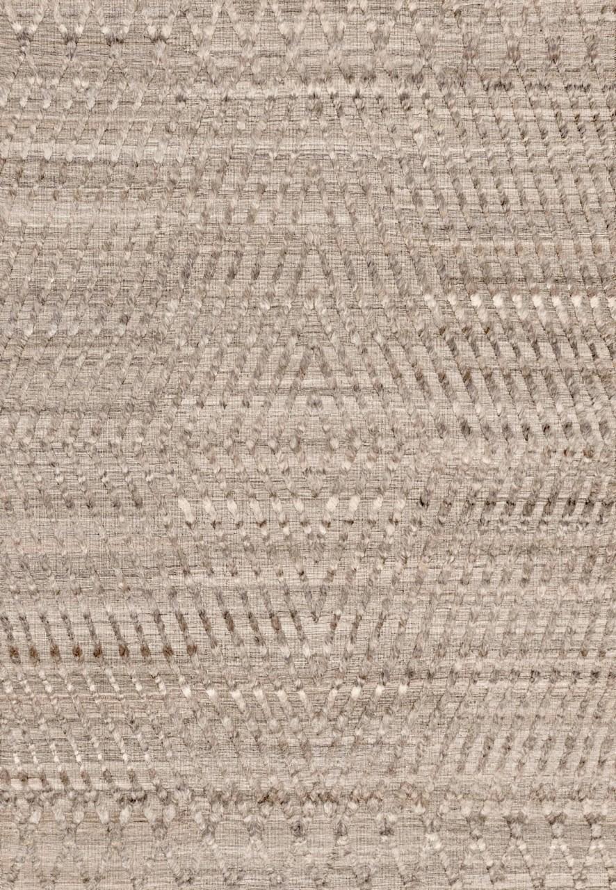 Design Teppich Modern Grey