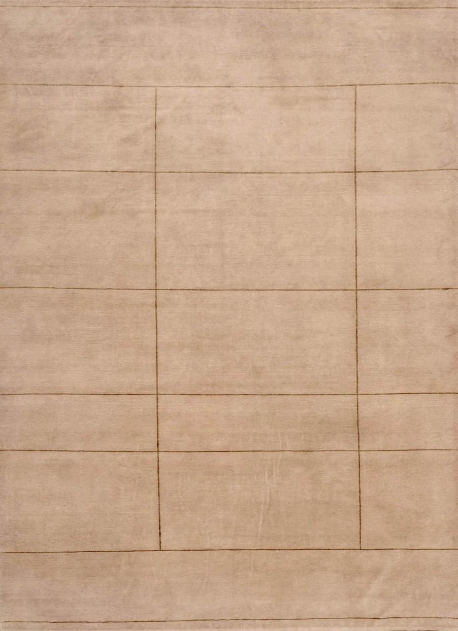 Nepal-Teppich White
