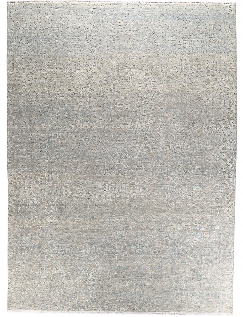 Design-Teppich Silverchic
