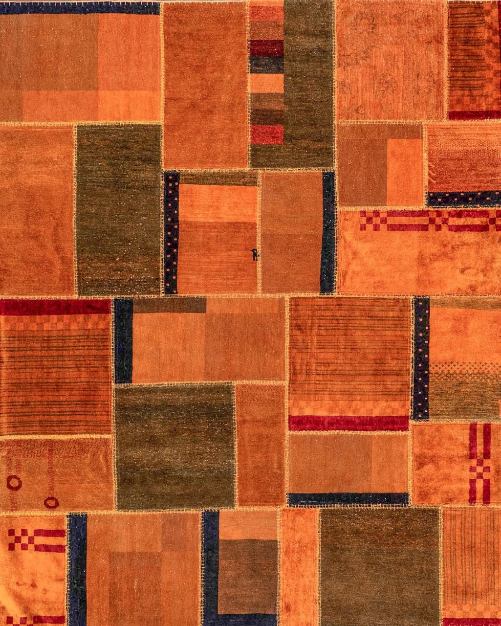 Patchwork-Teppich Sandstones