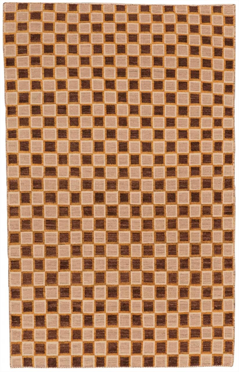 Iran Gabbeh Teppich-Unikat Schachbrett