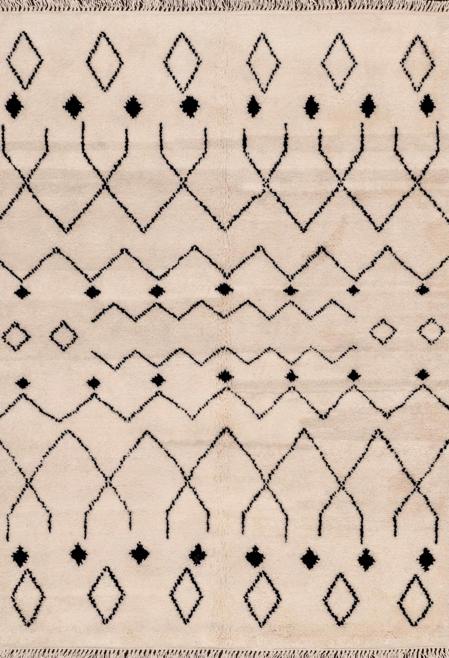 Berber-Teppich Marocain Tribal
