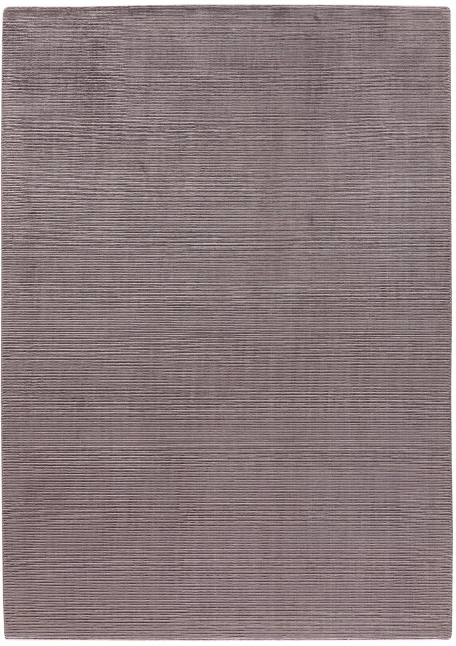 Design-Teppich Uni Purple