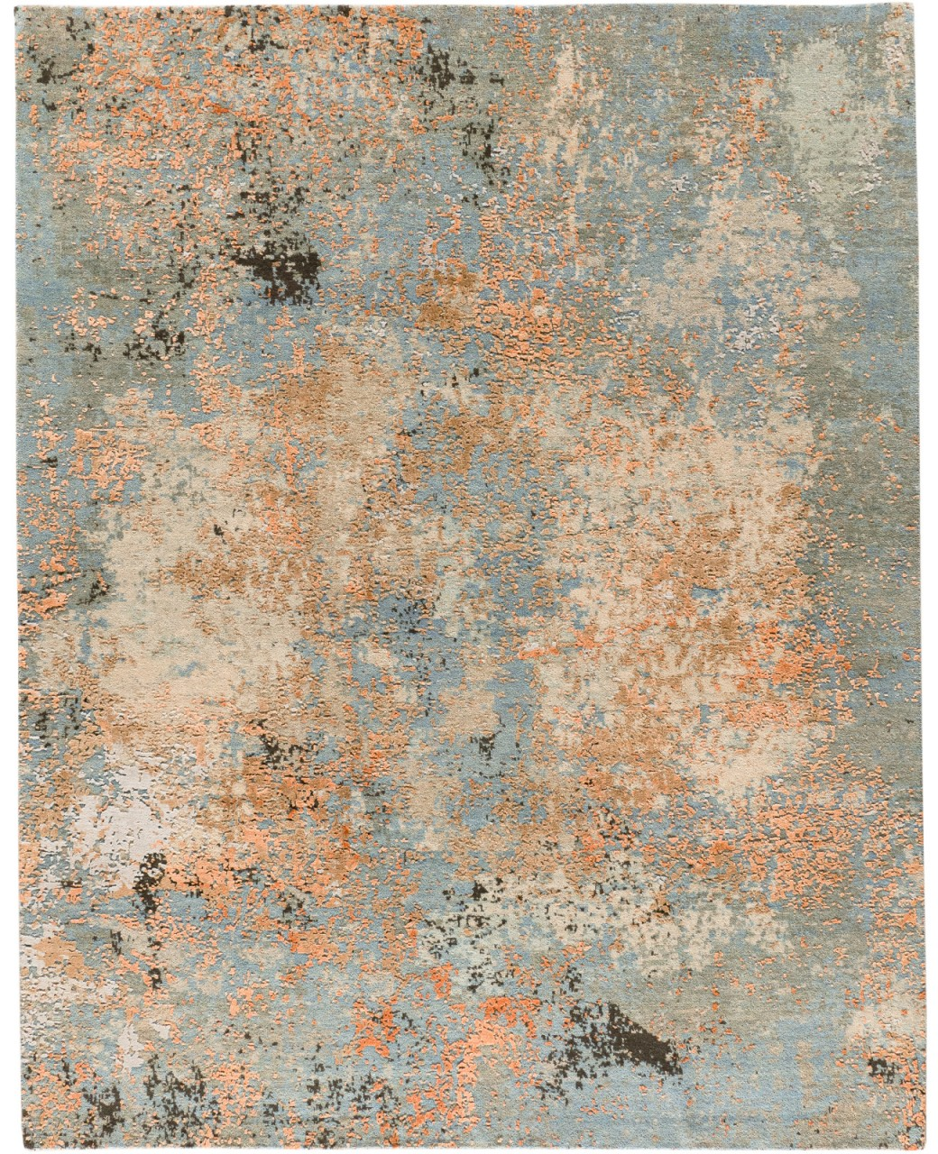 Design-Teppich Sternenregen