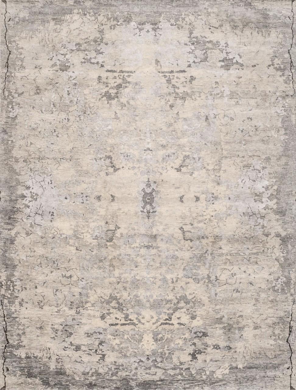 Designer Teppich Wool and Silk Essence Natural