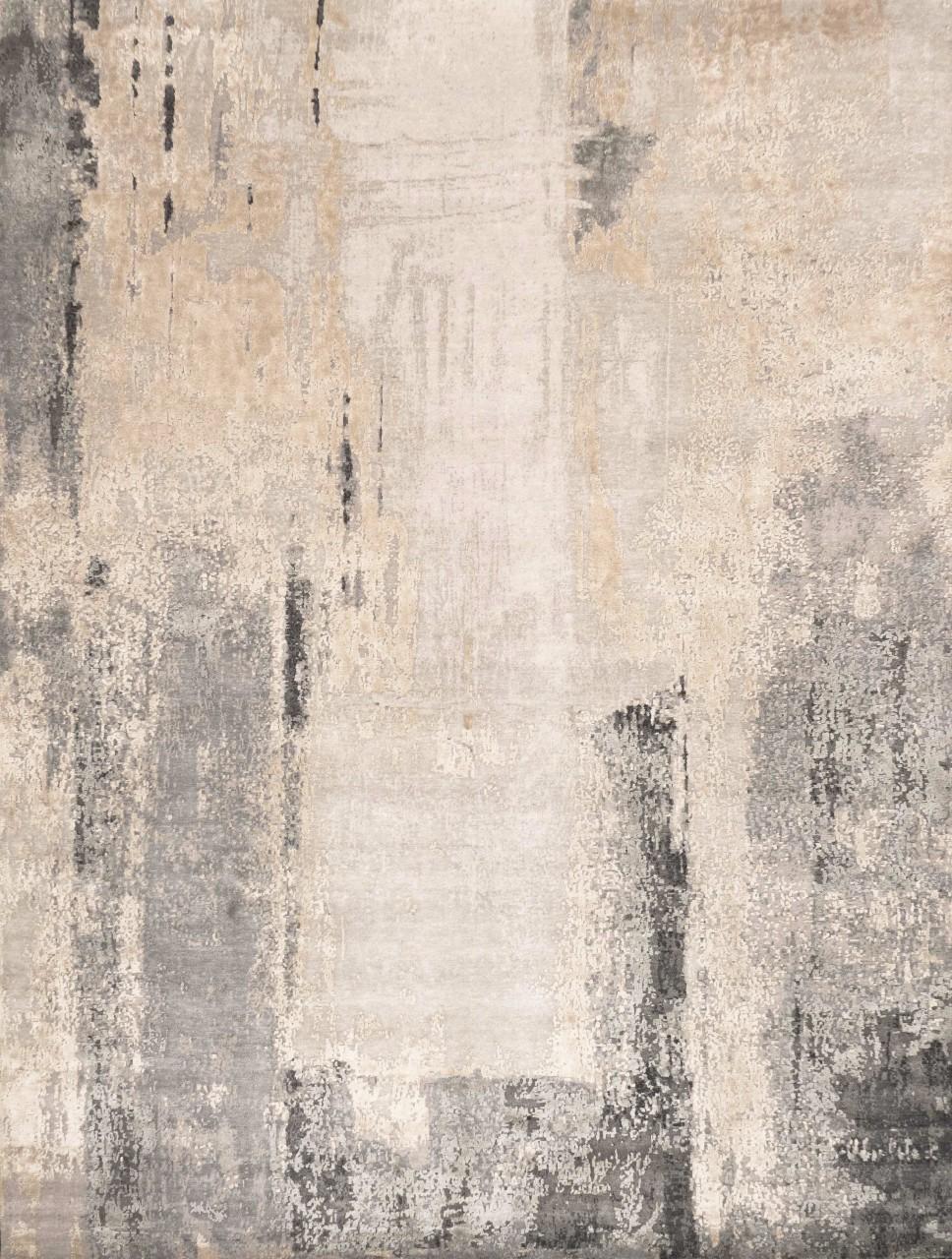 Design-Teppich Fog
