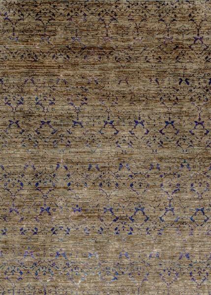 Design-Teppich Lilacsilk