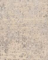 Vintage-Teppich Eisblumen
