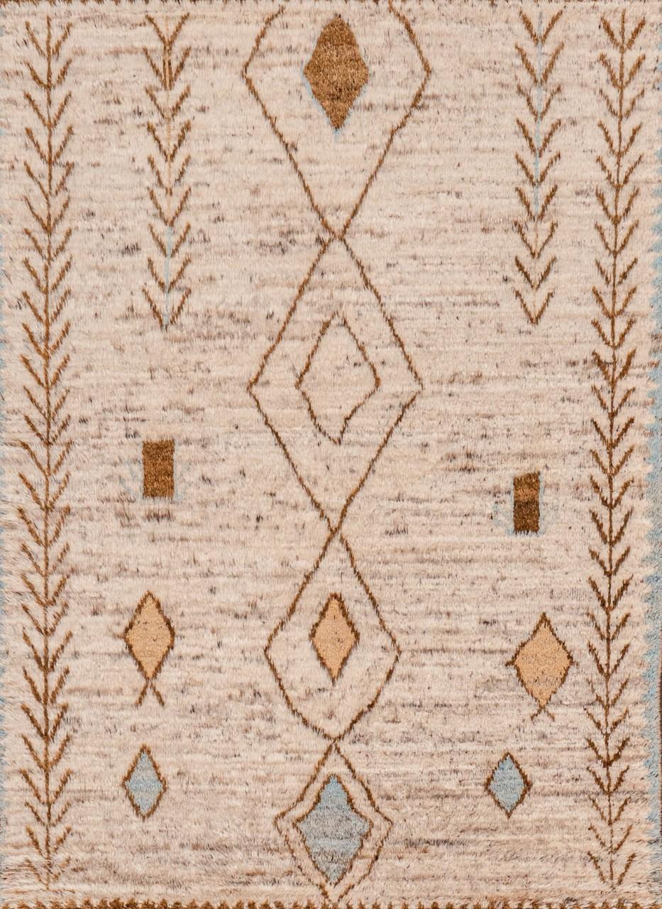 Gabbeh-Teppich Marrakesh Boho