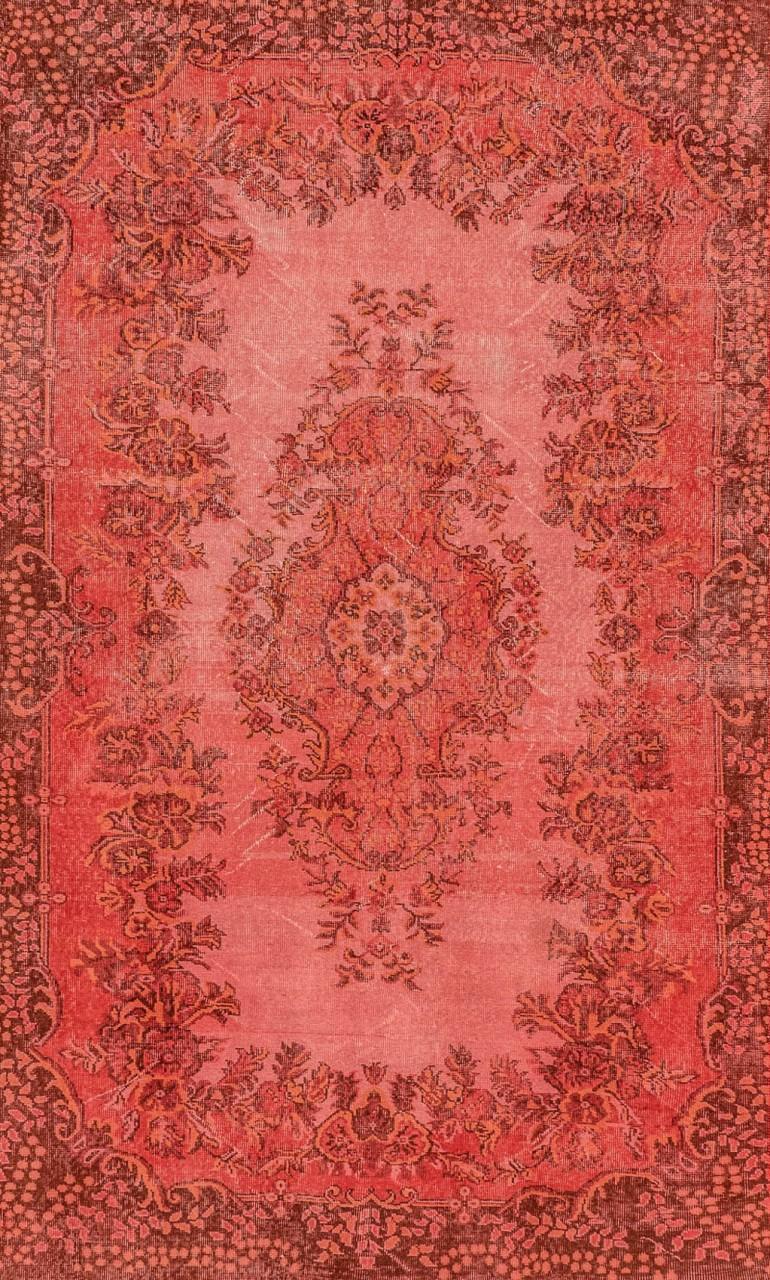 Vintage-Teppich Charu